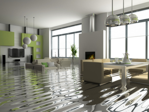 Flood Damage Restoration Toronto