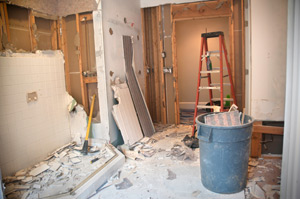 water damage renovation Toronto