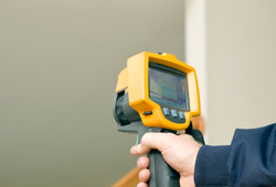Moisture Detection and Thermal Imaging