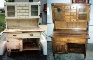Furniture Reupholstery and Restoration