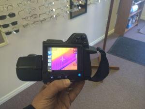 Moisture inspection & detection