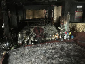 Smoke, water & fire damage restoration